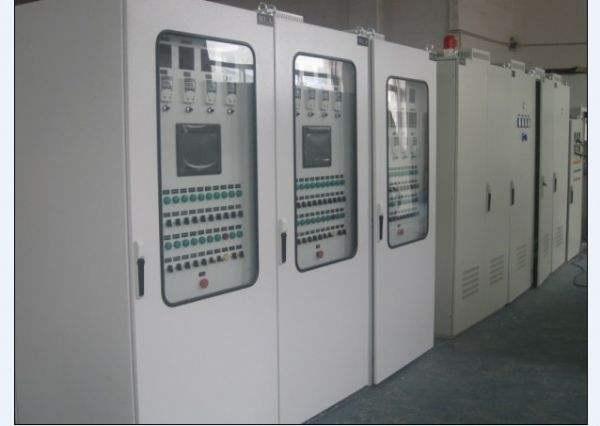 PLC控制柜-电控柜-变频控制柜-挤出机控制柜-ABB变频器